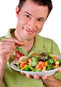 Идеалната диета за мъжа