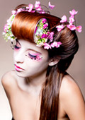 Beauty images by Francesco Pellegrino - full of colours and emotions