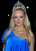 Влада Артемова стана Miss Summer International 2011