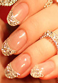 New most expensive diamond manicure from Cherish…Me