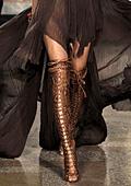 Модни тенденции при ботушите за  зима 2011-2012