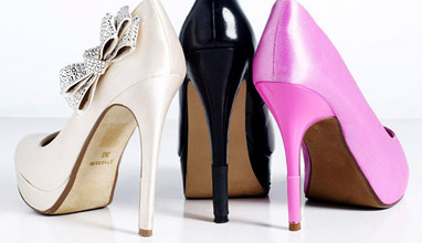 Plastic Fantastic Heel Protector - the best friend of high heel shoes