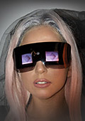 Lady Gaga's by Polaroid Grey Label to be launched first at MIDO in Italy