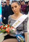 Доротея  Янева представи  България на Super Model Of The  World