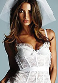Victoria's Secret with bridal  lingerie collection