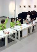 """Скулптура за деца със свободен достъп в галерия   """"ЮЗИНА"""""""