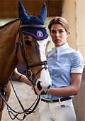 Charlotte Casiraghi has collaborated again with Gucci
