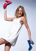 Новите тенденции при обувките за пролет-лято 2012, представени от Deichmann