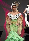 International Flamenco Fashion Show 2012 in Seville