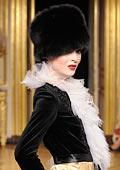 Традиционните руски шапки са последният писък на модата
