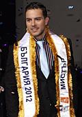M'SUIT облича Мистър България 2012 за световния конкурс