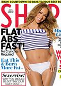 Марая Кери се снима за корицата на модно списание