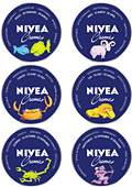 Крем за ръце от NIVEA- вдъхновен  от зодиакалните знаци