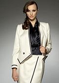 Женственост и елегантност в новата колекция пролет-лято 2012 на Нели Колева