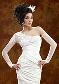 """Колекция сватбени, вечерни и бални          рокли на модна къща """"ОДЕТА"""" 2012"""