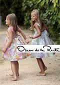 Оскар де ла Рента пуска колекция детски облекла