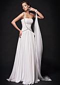 Romantika fashion - колекция сватбени рокли за 2012