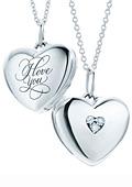 Сърца от Tiffany за Свети  Валентин