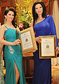 Бизнес дамите на годината с тоалети от Bridal Fashion