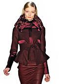 Модни тенденции 2012/2013: Есен в цвят бордо