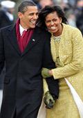 5 фешън  урока от Мишел Обама