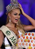 Чешка красавица стана Мис Планета 2012