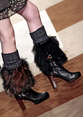 Модни тенденции Есен-Зима 2012/2013: Под знака на  обувката