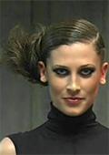 Стилист   Капанов представи  най-новите предложения в прическите за бал 2012