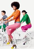 Панталоните в ярки цветове ще са хит през пролет-лято 2012