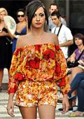 18-годишна дизайнерка представи първата си модна колекция