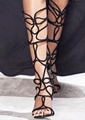 Модни тенденции при обувките за пролет-лято 2012