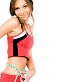 Упражнения за стегнато дупе и корем