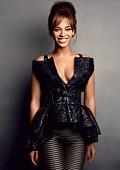 Бионсе на корицата на мартенския Vogue