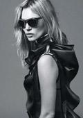 Кейт Мос в рекламната кампания на Живанши за пролет-лято 2013