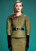 Gucci Pre-Fall 2013 collection presents femme fatale
