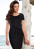 Интересни факти за малката черна рокля