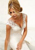 Пролетни сватбени и бални рокли в новия брой на списание Сватбен каталог